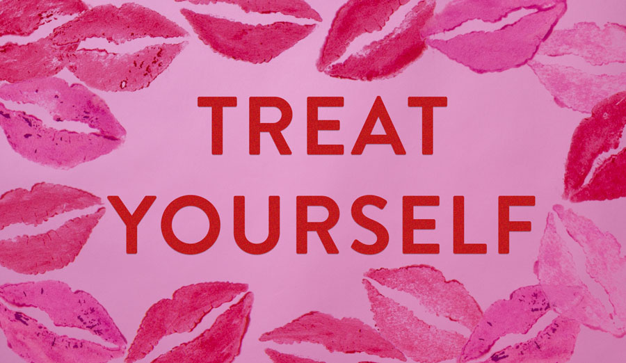 treat yourself copy card