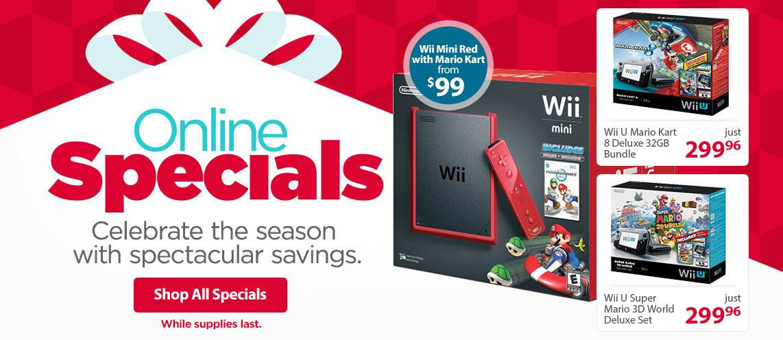 Beige Nintendo Wii U / Wii - Walmart.com