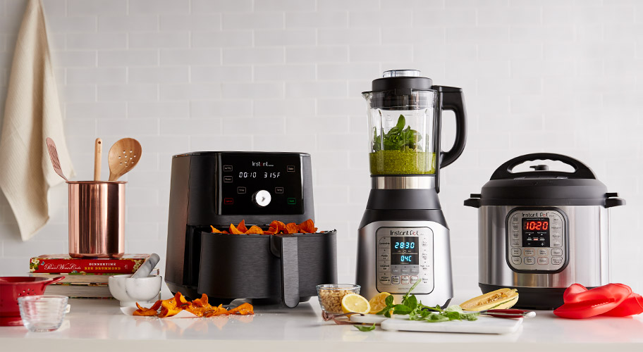 One pot, so much potential. What makes Instant Pot one of America's favorite kitchen tools? It does it all. This multicooker prepares meals at the press of a button. Find info on bestsellers, exclusive items, recipes, & more right here.
