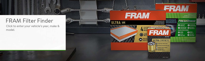 Fits Hyundai ix35 1.6 Genuine Fram Engine Air Filter Service Replacement