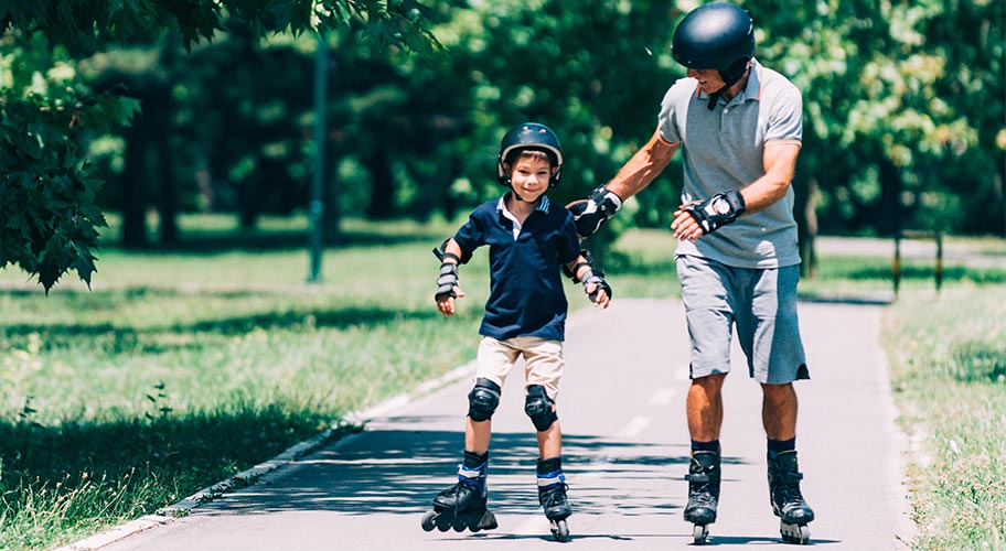 Ready to roll. Set the wheels in motion for outdoor family fun with our big selection of skates & skating accessories. Find top-brand inline & roller styles for every age, plus protective gear, parts & more.