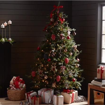 "Christmas Tree color Lights string for dollhouse miniature 1:12 20/""L 12 bulbs"