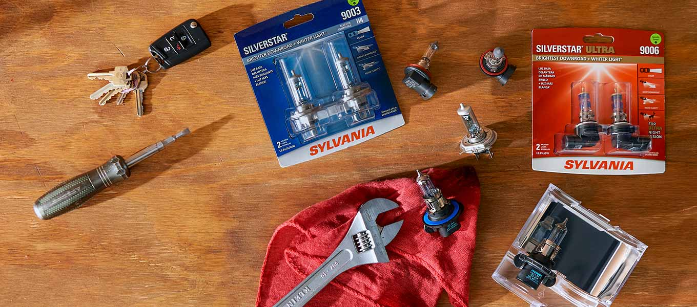 Light up your ride. Shop Sylvania bulbs for your vehicle.