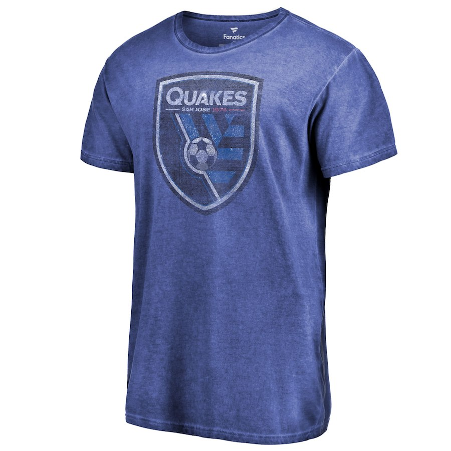 San Jose Earthquakes T-Shirts