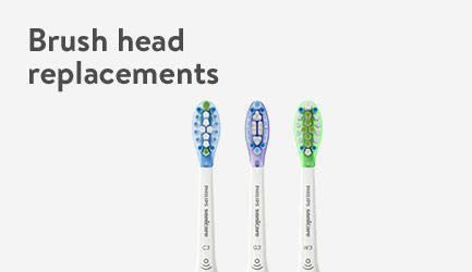 Brush head replacements