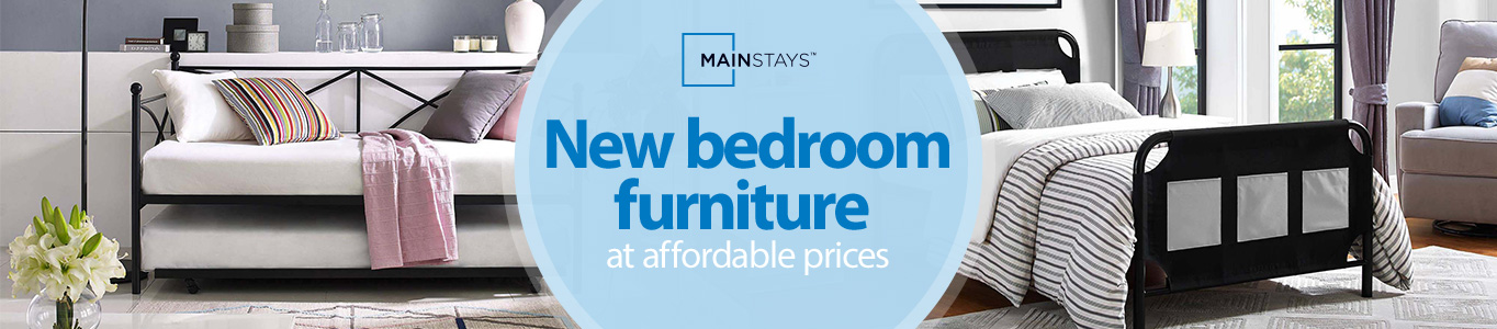 Bedroom Furniture: Beds, Mattresses & Dressers | Walmart.com