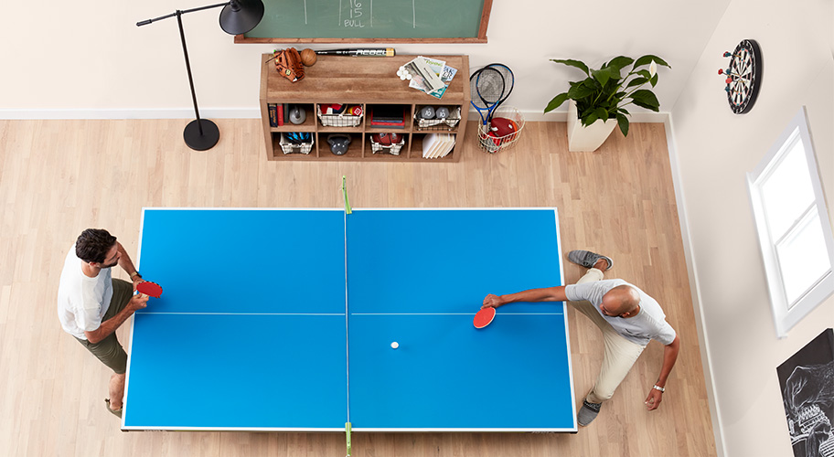 Game changer. Find everything from table tennis & foosball, to pool tables, darts & more at savings that'll make you the hands-down winner.