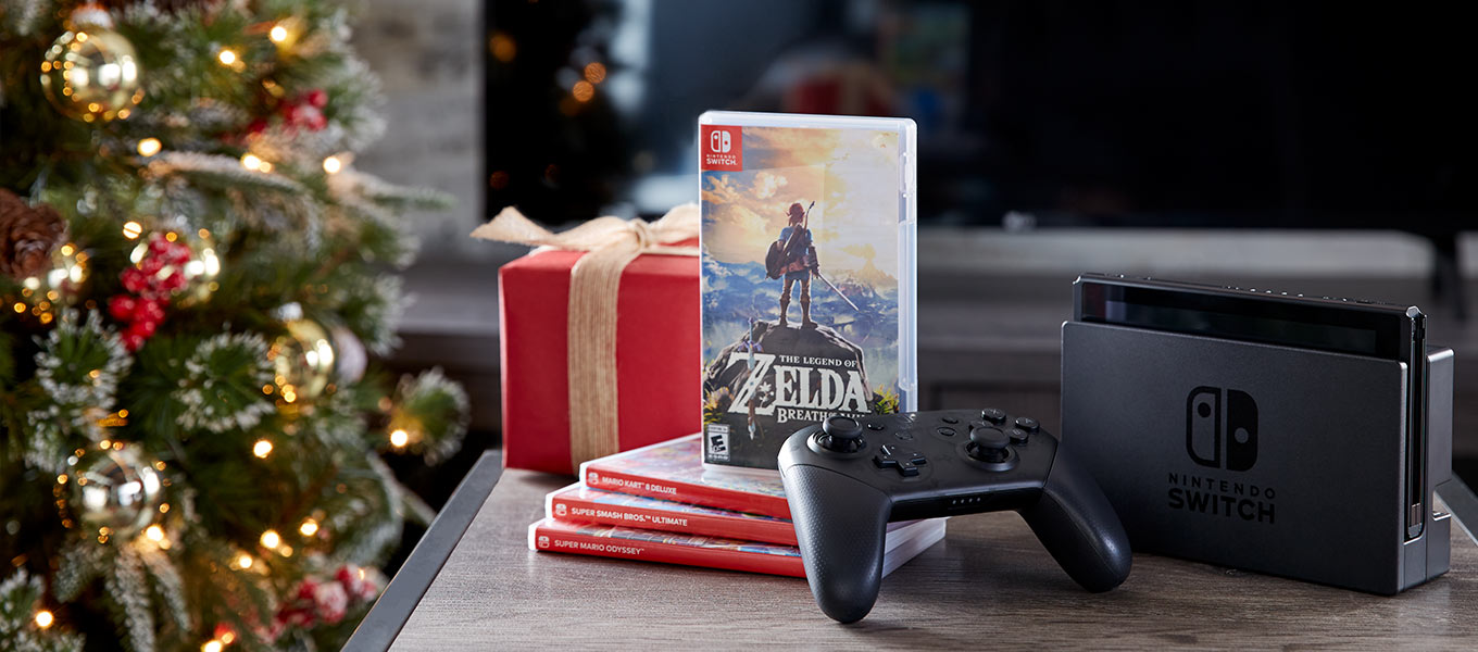 Best gaming system for christmas 2019 gift