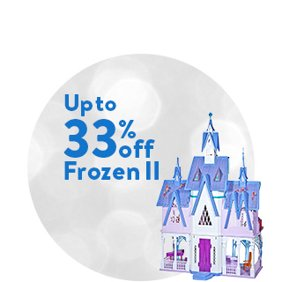 Up to 33% off Frozen II. Shop Frozen II Deals