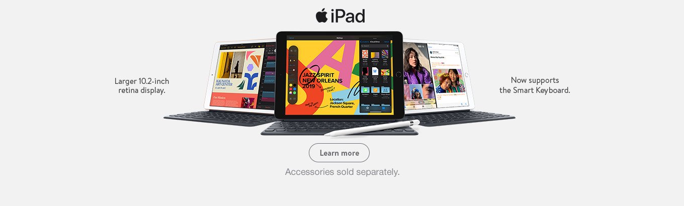 Apple iPad 7th generation