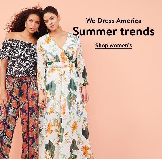 47d97f89fb2 Shop Women s Summer Trends