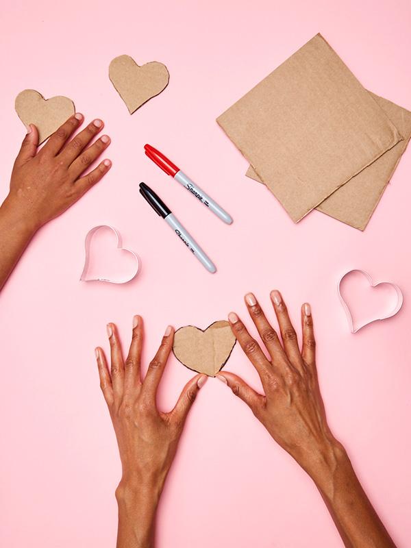 Valentine Tin Can Craft