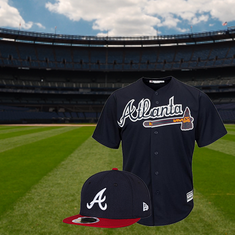 Atlanta Braves On-Field Collection