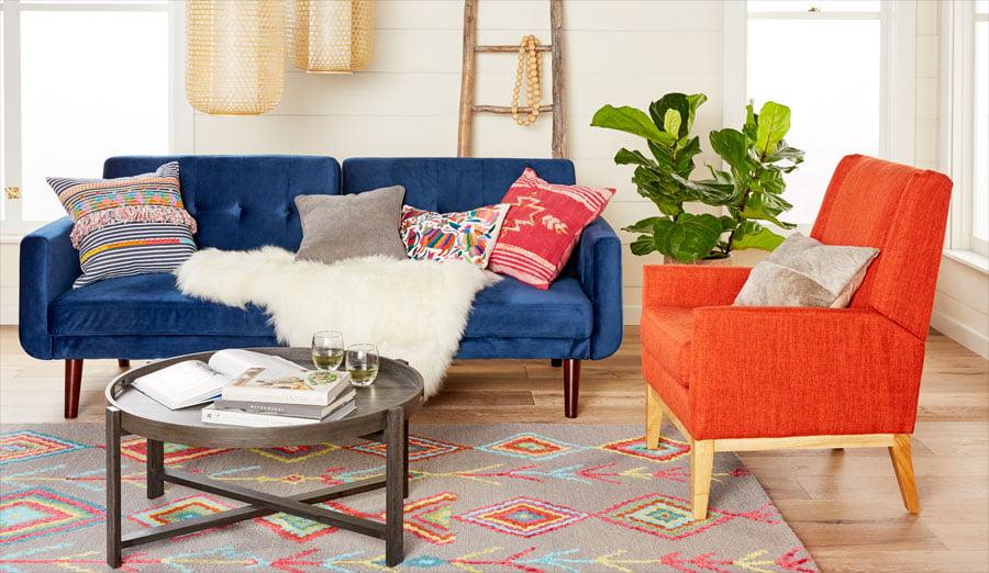 Bring Boho Home 3 Easy Decorating Ideas Walmart Com