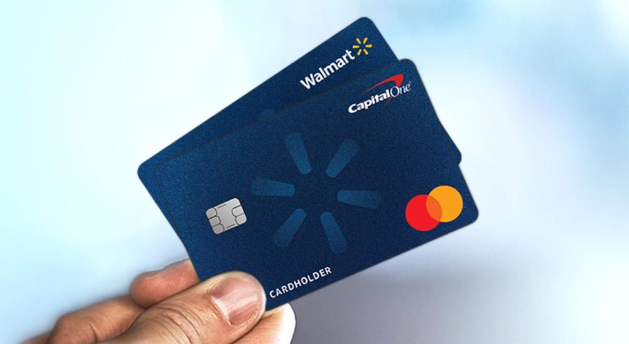 Walmart Credit Card Transition