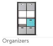 Organizers & Bookcases