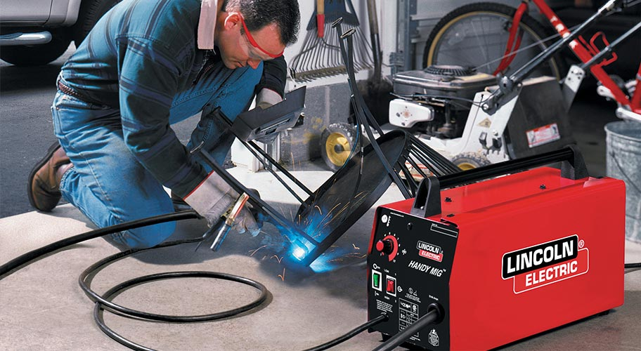 Lincoln Electric: The world leader in welding.