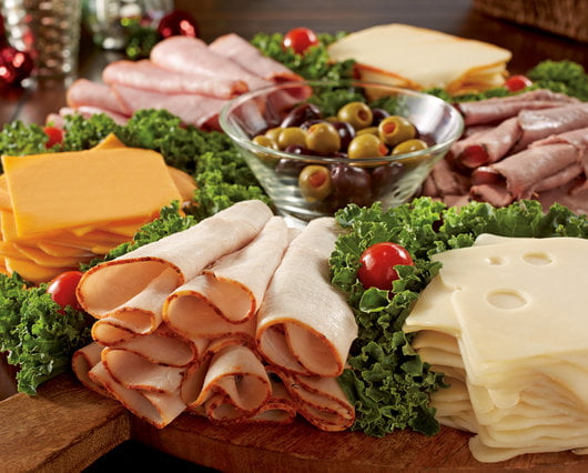 Deli Platters And Hot Appetizers
