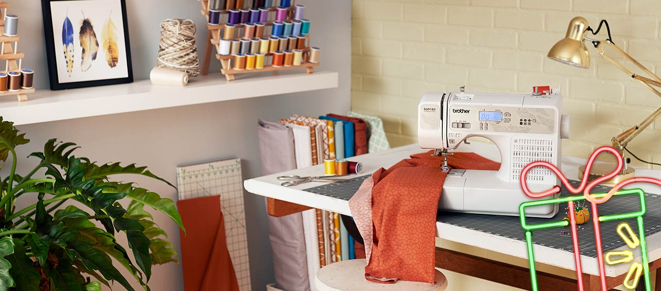 Shop Sewing Machines For The Holidays
