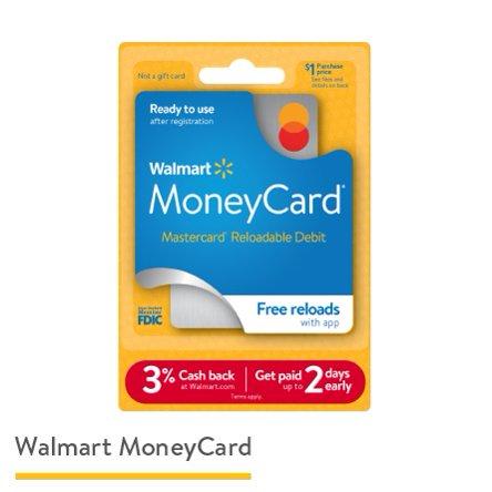 Reloadable Debit Cards - Walmart.com