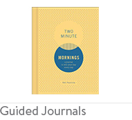 Guided journals