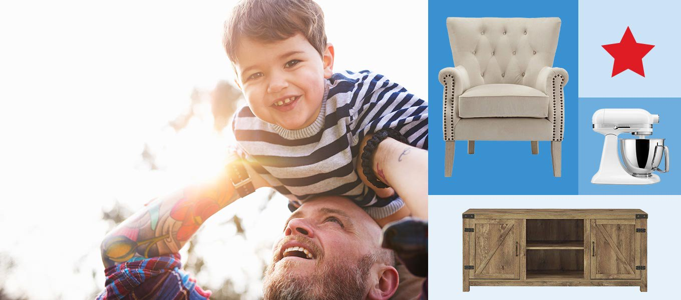 Shop home for up to thirty percent off in the labor day savings center.