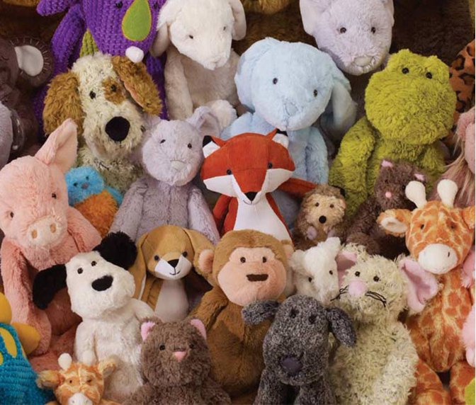 51a3c7d2c32 Manhattan Toy. Snuggle up with a plush animal pal.