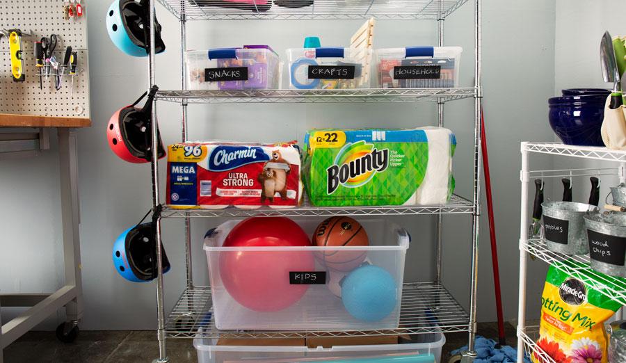 Garage Storage 101: 3 Ways to Get Organized
