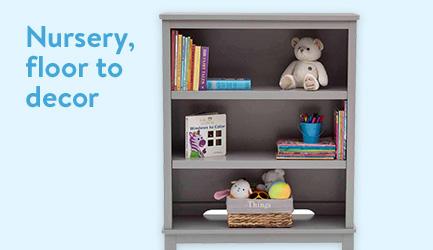 Shop Nursery Stuff From Floor To Decor!