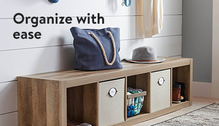 Organize with ease