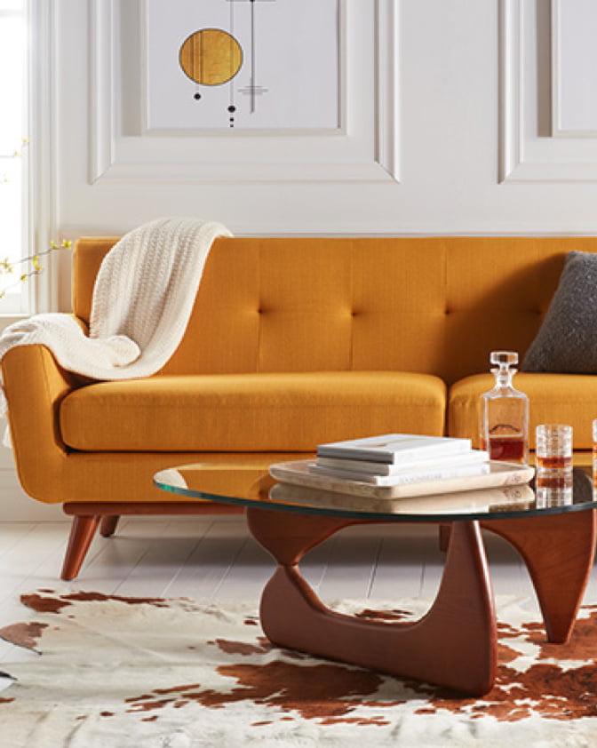 Awe Inspiring What Is Mid Century Modern Design Walmart Com Pdpeps Interior Chair Design Pdpepsorg
