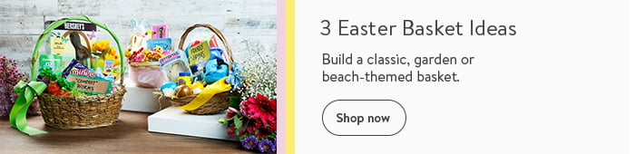 3 Easter Basket Ideas