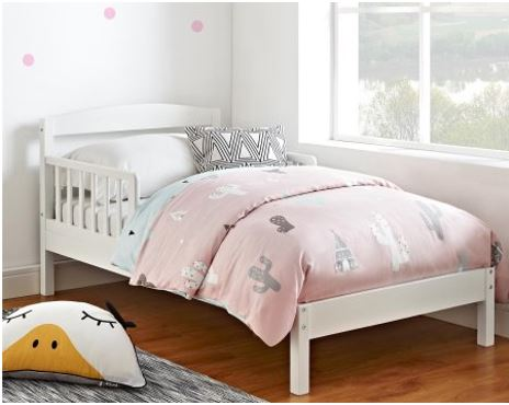 Best Toddler Bed In White