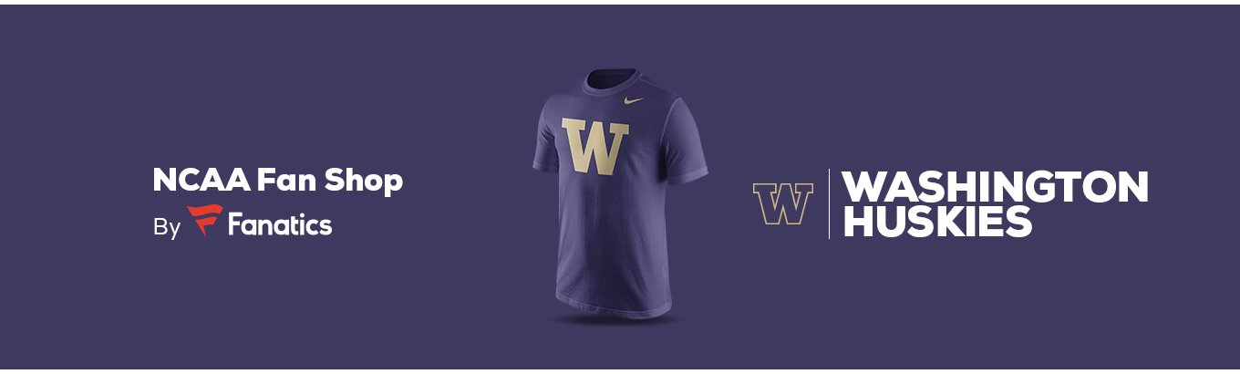 Washington Huskies Team Shop