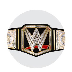 Shop WWE title belts