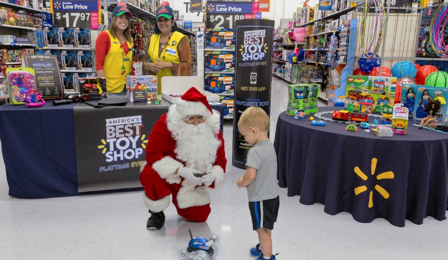 America's Best Toy Shop Playtime Event