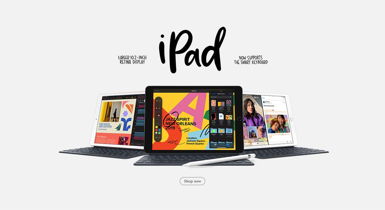 iPad. Shop now.