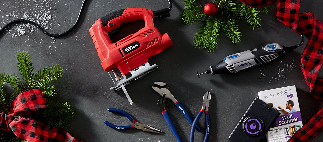 Huge deals on tools. Save big on gifts for skilled hands. Shop now.