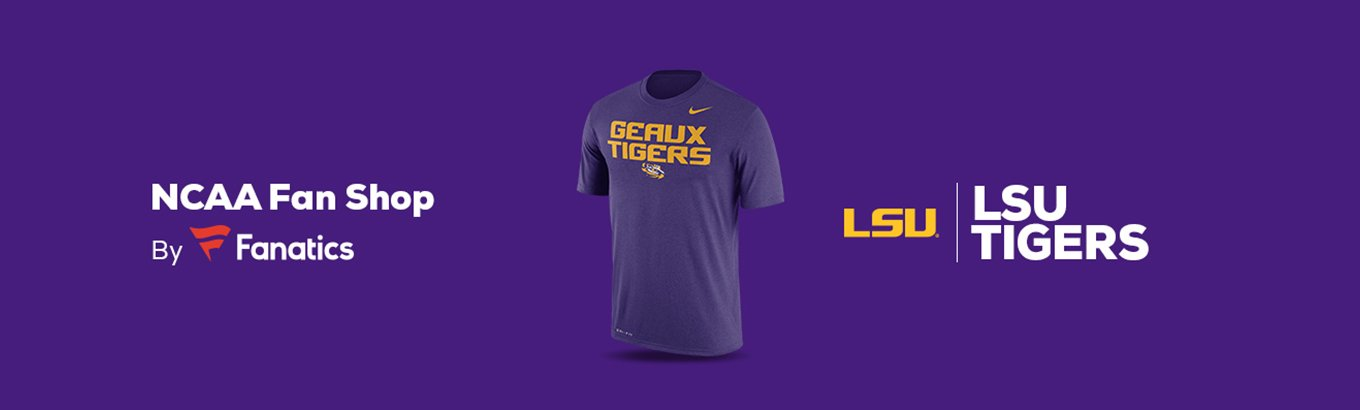 Lsu Tigers Team Shop Walmart Com