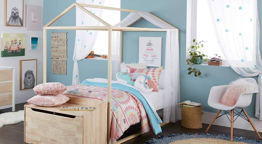 Boho Kid To Give A Kids Room That Enviable Globe Trotter Look