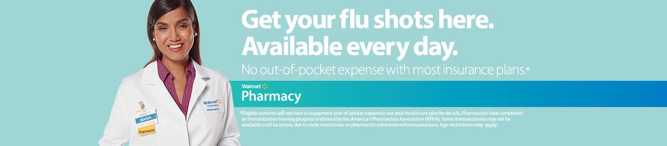 Flu Shots Immunizations