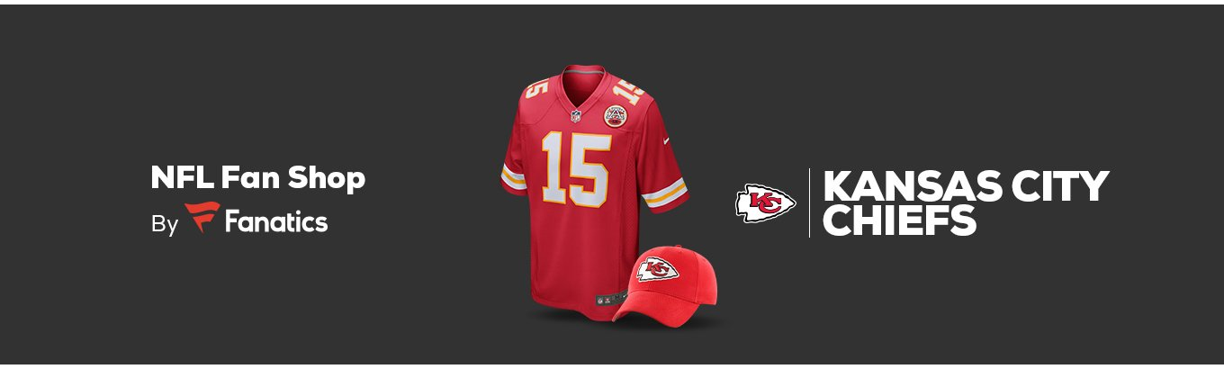 new styles e437d ac08b Kansas City Chiefs Team Shop - Walmart.com