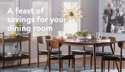 A Feast Of Savings For Your Dining Room