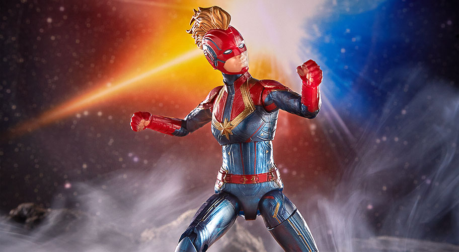 New action figures from Marvel. Step into a marvel-ous universe filled with superheroes, superpowers & super villains.