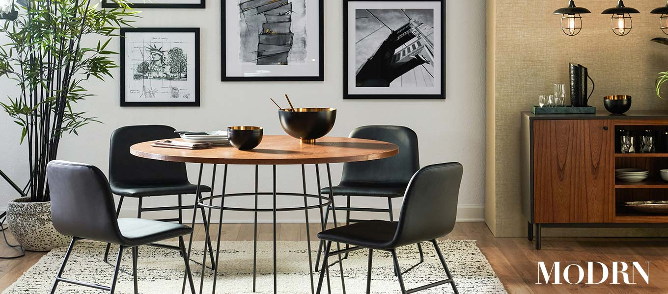 A curated collection of modern designs for everyone every space