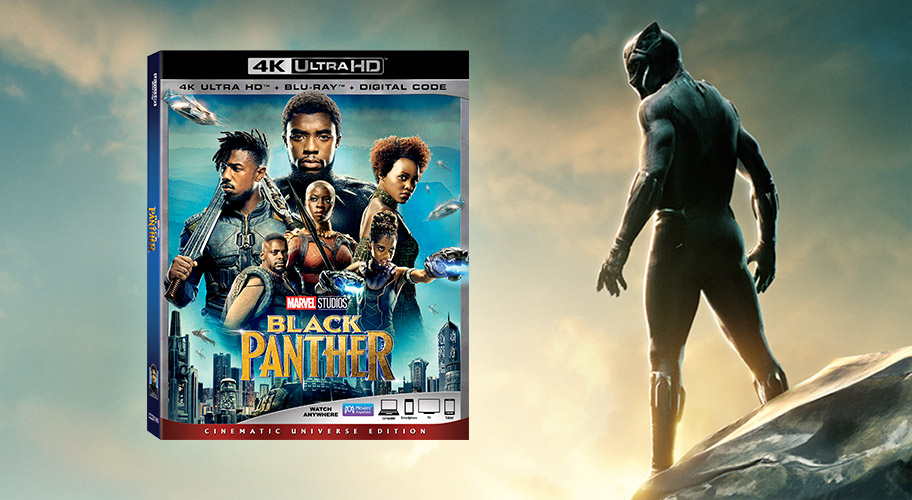 Bring Wakanda Home. Shop Black Panther Now.