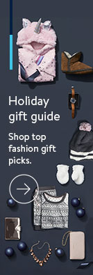 Holiday gift guide Shop top fashion gift picks.