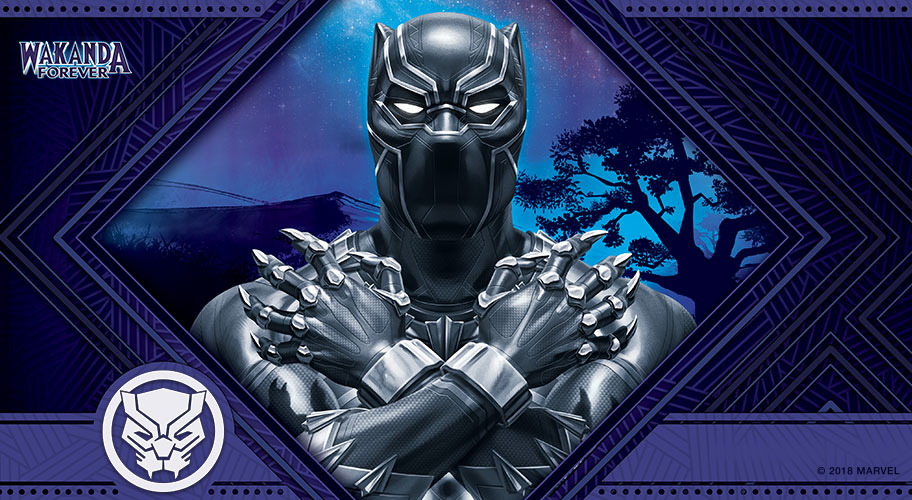 Celebrating Black Panther