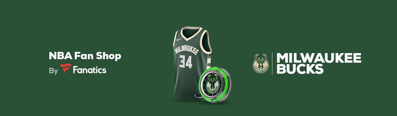 e0dac1b2 Milwaukee Bucks Team Shop - Walmart.com