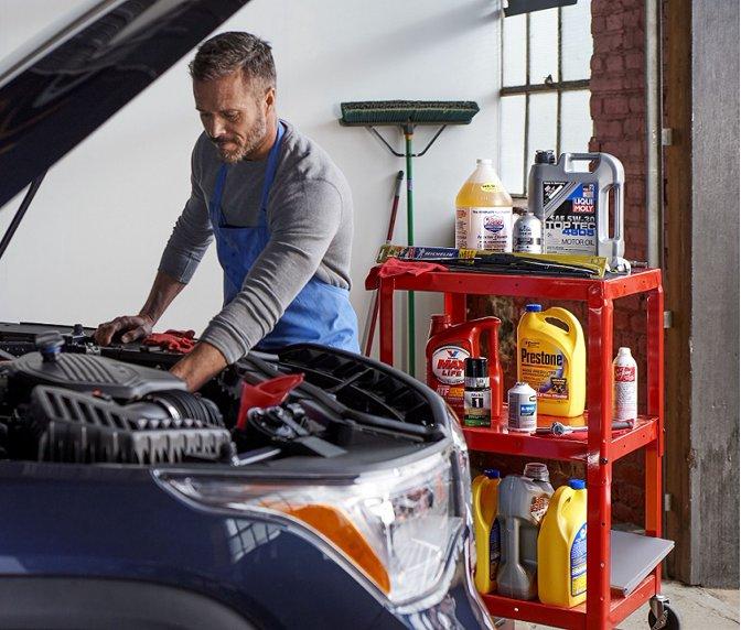 National Car Care Month Find Oil Fluids Tires More